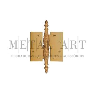 Dobradiça Louis XV - 9974